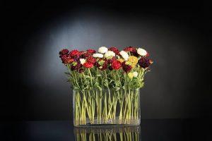 фото Искусственные цветы в интерьере от 26.03.2018 №065 - Artificial flowe - design-foto.ru