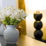 фото Искусственные цветы в интерьере от 26.03.2018 №068 - Artificial flowe - design-foto.ru
