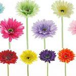 фото Искусственные цветы в интерьере от 26.03.2018 №071 - Artificial flowe - design-foto.ru