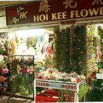 фото Искусственные цветы в интерьере от 26.03.2018 №075 - Artificial flowe - design-foto.ru