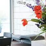 фото Искусственные цветы в интерьере от 26.03.2018 №080 - Artificial flowe - design-foto.ru