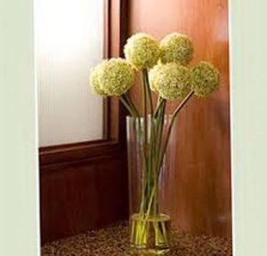 фото Искусственные цветы в интерьере от 26.03.2018 №083 - Artificial flowe - design-foto.ru