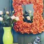фото Искусственные цветы в интерьере от 26.03.2018 №117 - Artificial flowe - design-foto.ru