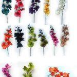 фото Искусственные цветы в интерьере от 26.03.2018 №118 - Artificial flowe - design-foto.ru