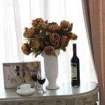 фото Искусственные цветы в интерьере от 26.03.2018 №126 - Artificial flowe - design-foto.ru