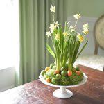 фото Искусственные цветы в интерьере от 26.03.2018 №135 - Artificial flowe - design-foto.ru