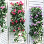 фото Искусственные цветы в интерьере от 26.03.2018 №142 - Artificial flowe - design-foto.ru
