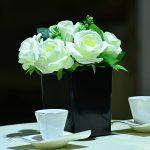 фото Искусственные цветы в интерьере от 26.03.2018 №145 - Artificial flowe - design-foto.ru