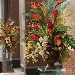 фото Искусственные цветы в интерьере от 26.03.2018 №149 - Artificial flowe - design-foto.ru 37334537345