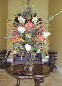 фото Искусственные цветы в интерьере от 26.03.2018 №149 - Artificial flowe - design-foto.ru 37334537345 5684564