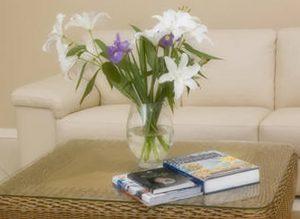 фото Как украсить интерьер цветами от 20.03.2018 №015 - flowers in the int - design-foto.ru