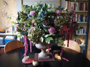 фото Как украсить интерьер цветами от 20.03.2018 №035 - flowers in the int - design-foto.ru 25234235