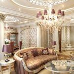 фото Классический стиль в интерьере квартиры от 26.03.2018 №003 - Clas - design-foto.ru
