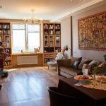 фото Классический стиль в интерьере квартиры от 26.03.2018 №017 - Clas - design-foto.ru