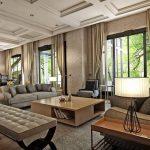 фото Классический стиль в интерьере квартиры от 26.03.2018 №018 - Clas - design-foto.ru 36345345