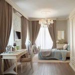 фото Классический стиль в интерьере квартиры от 26.03.2018 №038 - Clas - design-foto.ru