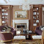 фото Классический стиль в интерьере квартиры от 26.03.2018 №055 - Clas - design-foto.ru