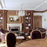 фото Классический стиль в интерьере квартиры от 26.03.2018 №056 - Clas - design-foto.ru