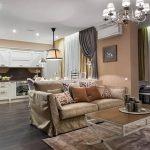 фото Классический стиль в интерьере квартиры от 26.03.2018 №089 - Clas - design-foto.ru