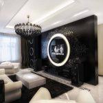 фото Классический стиль в интерьере квартиры от 26.03.2018 №102 - Clas - design-foto.ru