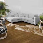 фото Линолеум в интерьере от 27.03.2018 №002 - Linoleum in the interior - design-foto.ru