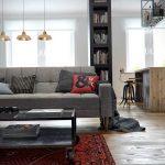 фото Линолеум в интерьере от 27.03.2018 №010 - Linoleum in the interior - design-foto.ru
