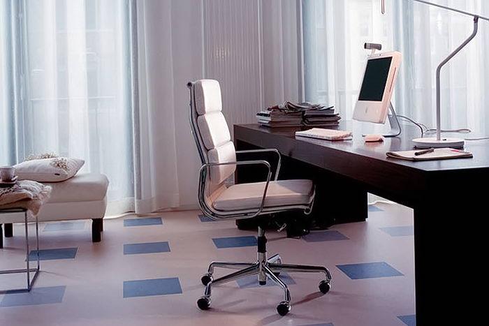 фото Линолеум в интерьере от 27.03.2018 №023 - Linoleum in the interior - design-foto.ru