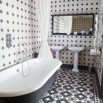фото Линолеум в интерьере от 27.03.2018 №031 - Linoleum in the interior - design-foto.ru