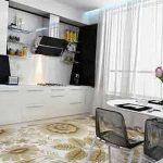 фото Линолеум в интерьере от 27.03.2018 №058 - Linoleum in the interior - design-foto.ru