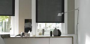 фото Рулонные жалюзи в интерьере от 17.03.2018 №054 - Roller blinds in the - design-foto.ru 34734537