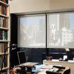 фото Рулонные жалюзи в интерьере от 17.03.2018 №071 - Roller blinds in the - design-foto.ru