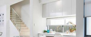 фото Рулонные жалюзи в интерьере от 17.03.2018 №074 - Roller blinds in the - design-foto.ru