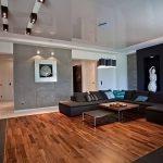 фото Современный интерьер гостиной от 20.03.2018 №001 - Modern interior - design-foto.ru
