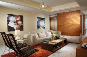 фото Современный интерьер гостиной от 20.03.2018 №022 - Modern interior - design-foto.ru