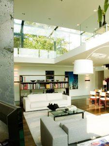 фото Современный интерьер гостиной от 20.03.2018 №038 - Modern interior - design-foto.ru