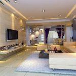 фото Современный интерьер гостиной от 20.03.2018 №043 - Modern interior - design-foto.ru