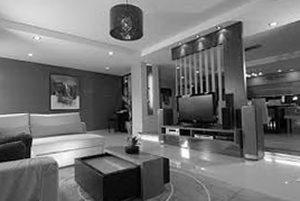 фото Современный интерьер гостиной от 20.03.2018 №056 - Modern interior - design-foto.ru