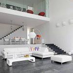 фото Современный интерьер гостиной от 20.03.2018 №128 - Modern interior - design-foto.ru