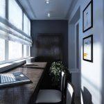 фото Современный интерьер от 27.01.2018 №028 - Modern interior - design-foto.ru