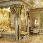 фото Стиль барокко в интерьере от 20.03.2018 №007 - Baroque style in the in - design-foto.ru