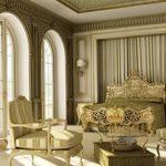 фото Стиль барокко в интерьере от 20.03.2018 №014 - Baroque style in the in - design-foto.ru