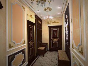 фото Стиль барокко в интерьере от 20.03.2018 №036 - Baroque style in the in - design-foto.ru