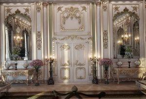 фото Стиль барокко в интерьере от 20.03.2018 №068 - Baroque style in the in - design-foto.ru