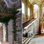фото Стиль барокко в интерьере от 20.03.2018 №071 - Baroque style in the in - design-foto.ru