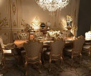 фото Стиль барокко в интерьере от 20.03.2018 №101 - Baroque style in the in - design-foto.ru