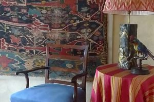 фото Текстиль в интерьере от 20.03.2018 №003 - Textiles in interior and desig - design-foto.ru