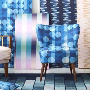 фото Текстиль в интерьере от 20.03.2018 №015 - Textiles in interior and desig - design-foto.ru