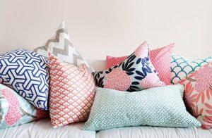 фото Текстиль в интерьере от 20.03.2018 №018 - Textiles in interior and desig - design-foto.ru
