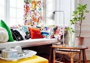 фото Текстиль в интерьере от 20.03.2018 №031 - Textiles in interior and desig - design-foto.ru