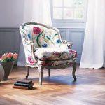 фото Текстиль в интерьере от 20.03.2018 №037 - Textiles in interior and desig - design-foto.ru